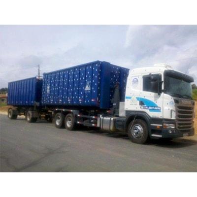 Caminhão Prancha Transporte Máquinas