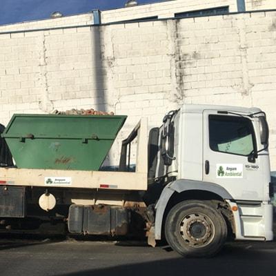 Veículos para Transporte de Resíduos